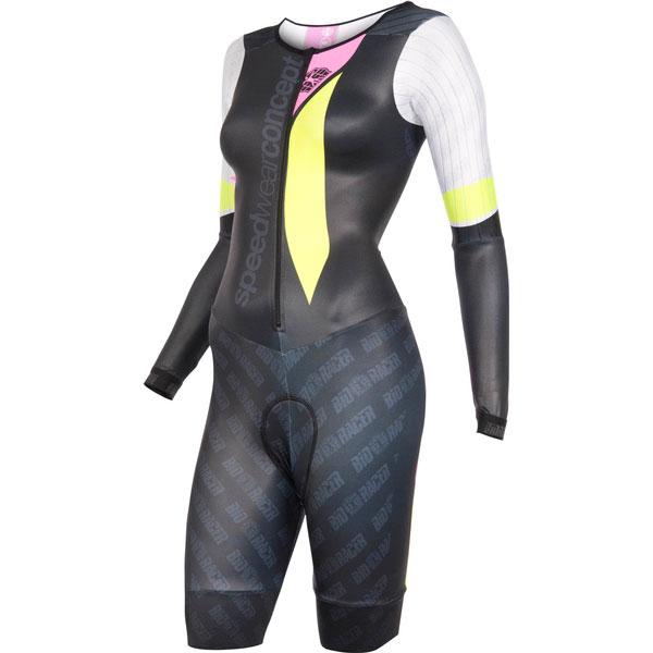 Aerosuit Race Proven Time Trial Ls Women