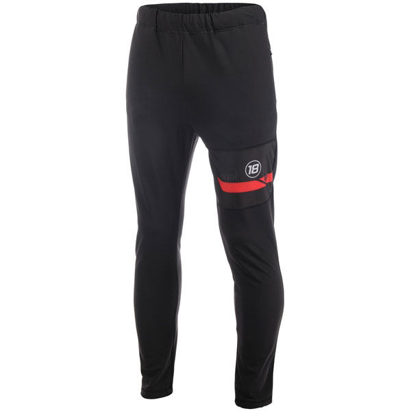 Leisure Wear Training Pants Zipper