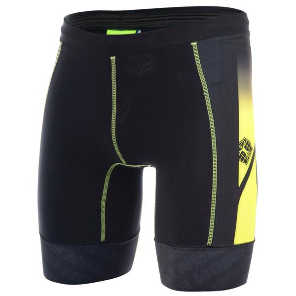 Running Short Stratos Elite Backpocket Zipper