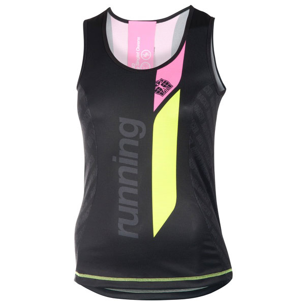 Running Singlet Ladies