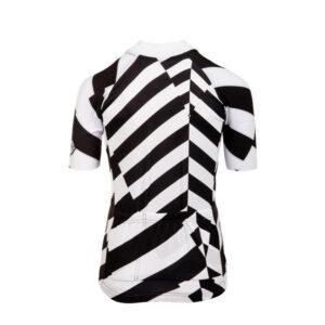 Junior Jersey Ss Dazzle Zebra B