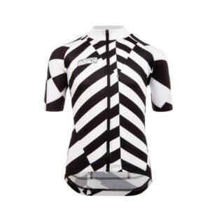 Junior Jersey Ss Dazzle Zebra F