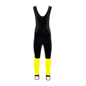 Spitfire Bibtight Tempest Fluo (vapor Men Pad) Yellow F