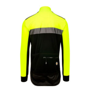 Spitfire Tempest Protect Winter Jacket Subli Fluo (beavertail) Yellow 11608 B