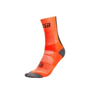 Summer Socks Fluo Orange