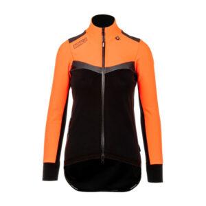 Vesper Tempest Protect Winter Jacket Fluo (beavertail) Orange F