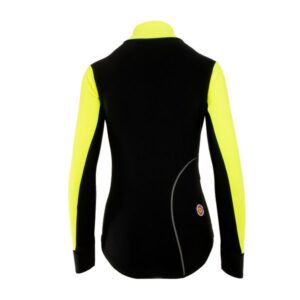 Vesper Tempest Spring Jacket Fluo Yellow B