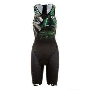 Tri Suit Elite Women Black Flamingo F