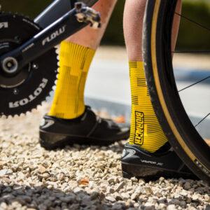 Epic Sock Warp Yellow 2
