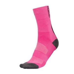 Summer Socks Fluo Pink
