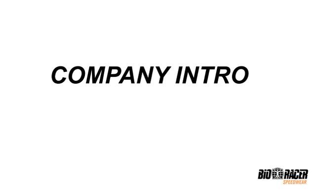 Presentation 1 Company Intro